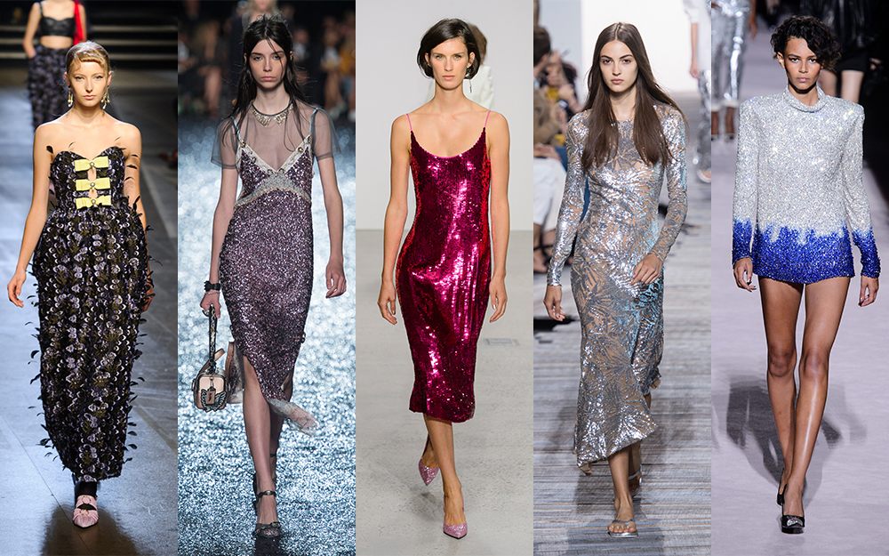 fashion glamour trends